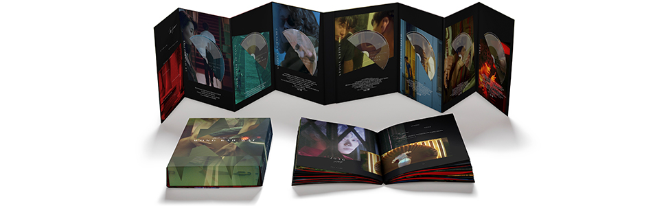 World of Wong Kar Wai box set