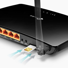 router wireless, 4G, Wi-Fi, connessione