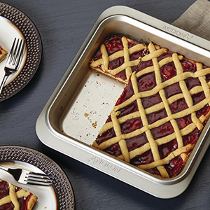 bakeware set, nonstick bakeware, baking pans, cake pan, Square cake pan