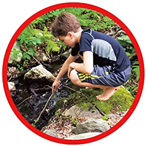 Backpack Explorer Nature Trail Kids Activities - Backpack Explorer: On The Nature Trail: What Will You Find?
