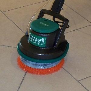 Bissell Biggreen Commercial Easy Motion Floor Machine
