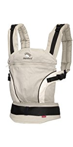 manduca first Babytrage navy, blau, baby carrier