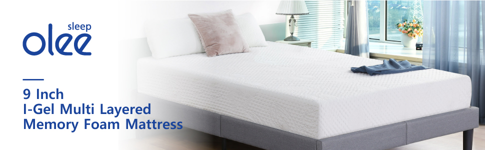 9 inch mattress