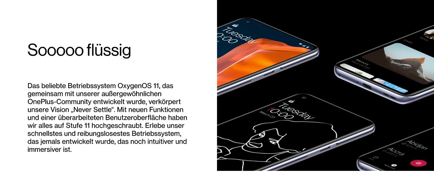 Oneplus 9 5g Sim Freies Smartphone Mit Elektronik