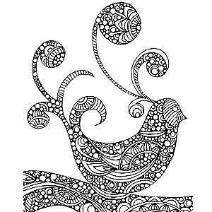 Coloring technique, Coloring tips, Design originals, Easy adult coloring books, Illustrations