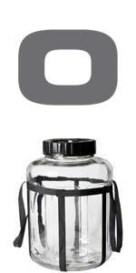 Kegco 7 Gallon Wide Mouth Carboy