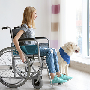 Ideal ally to those with limited mobility
