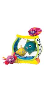 Babyspielzeug Plüschspielzeug Babygeschenk Greifling Baby Kleinkind Babies Babygeschenk Taufe Geburt