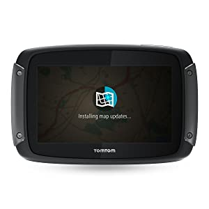 Lifetime TomTom Traffic and Maps of North America
