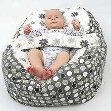 liegekissen baby, lagerungskissen baby, babywippe, baby nestchen