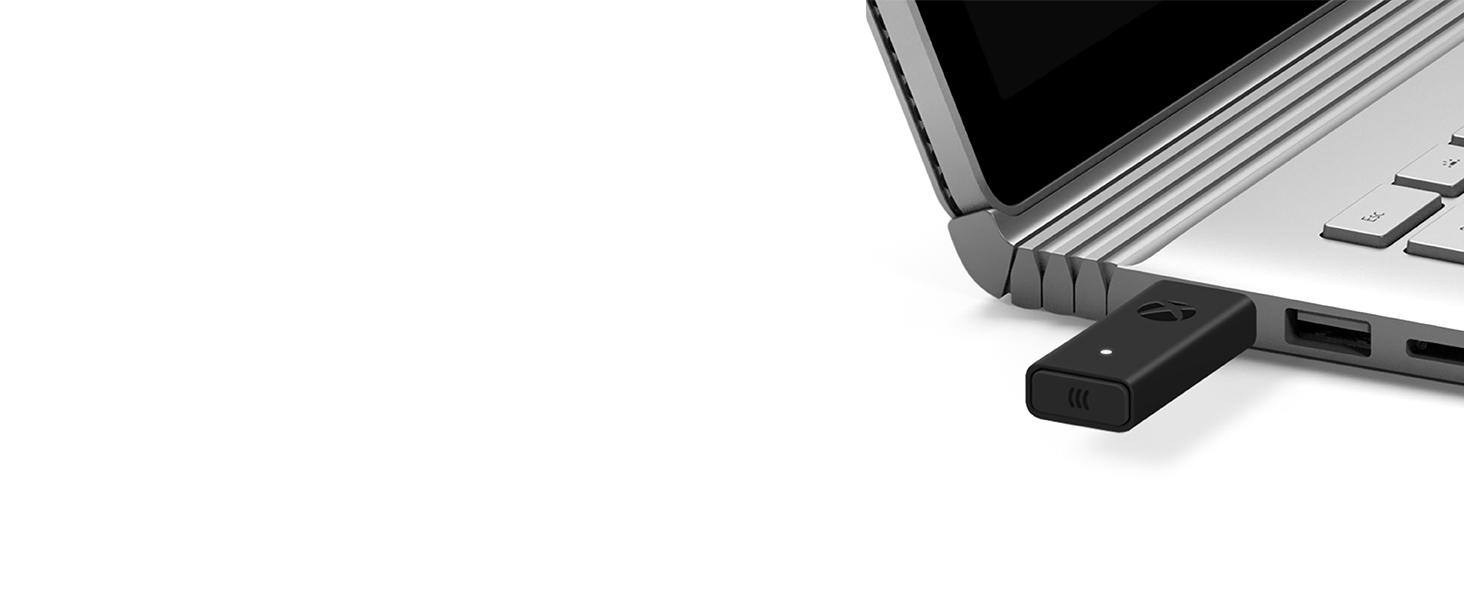 Xbox Wireless Adapter for Windows 10 (Xbox One)