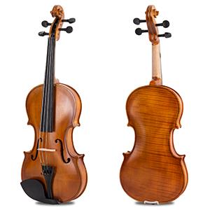 violin 4/4 size kids beginner student kits violin case bow set