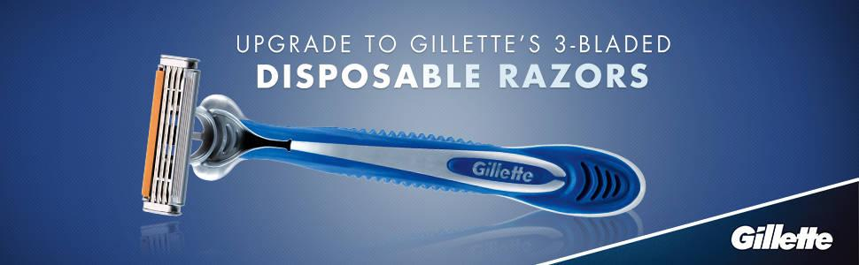 Gillette Disposable Razor