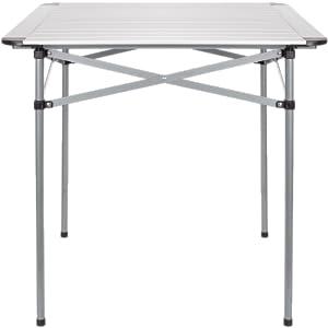 Mesa de camping Campart Travel TA-0796 – 70 x 70 cm – Tablero ...