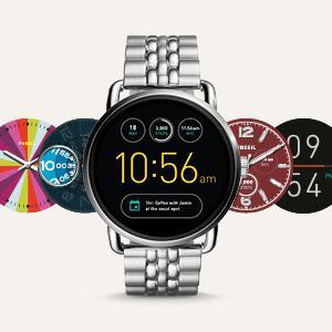 Smartwatch damen fossil