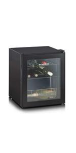 SEVERIN KB 8874, Nevera, Minibar, 46 L, Plateado: Amazon.es ...