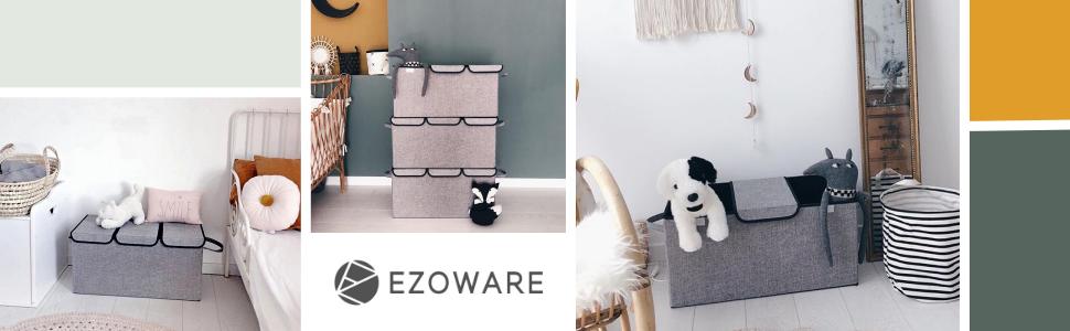 Almacenamiento y organización para su hogar con un estilo atractivo y elegante