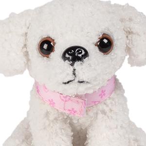"Amazon.com  Adora Amazing Pets ""Pixie the White Poodle"" – 18"" Doll ... c8f5b5f2b07"