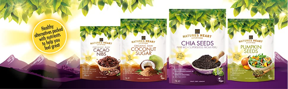 nature's heart;terrafertil;coconut flour;gluten free flour; flour; healthy baking;superfood;Organic