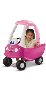 Little Tikes Princess Cozy Coupe Ride-On Toy