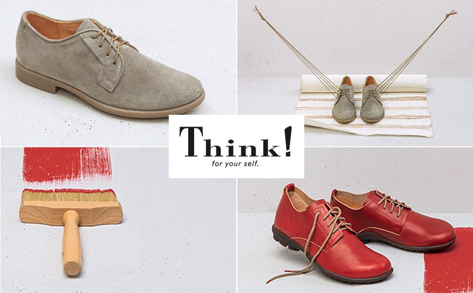 Zapatos Think para hombre