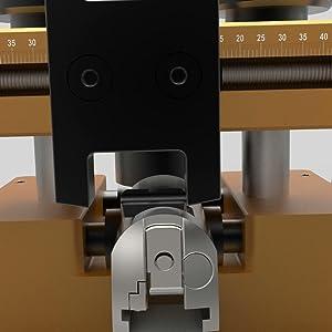 Wheeler 710905 Engineering Armorers Handgun Sight Tool Gunsmithing