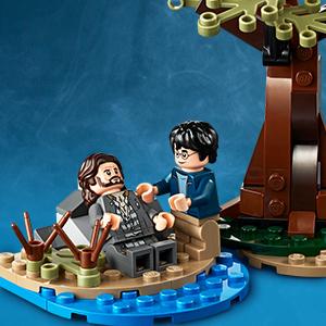 LEGO Harry Potter - Expecto Patronum, Set de Construcción para Recrear Mágicas Aventuras, Incluye Minifiguras de Sirius Black y 2 Dementores (75945): Amazon.es: Juguetes y juegos