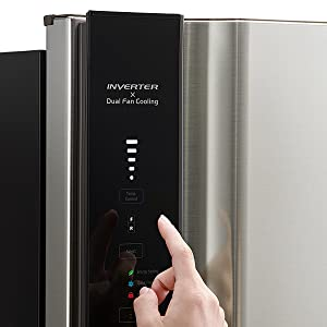 Hitachi Touch Screen Controller,Hitachi Refrigerator , 2 Door Refrigerator, Freezer,refridgerator