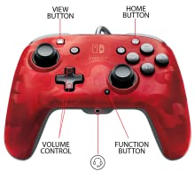 PDP Switch Controller with Audio