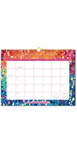2022 Wall Calendar High Note