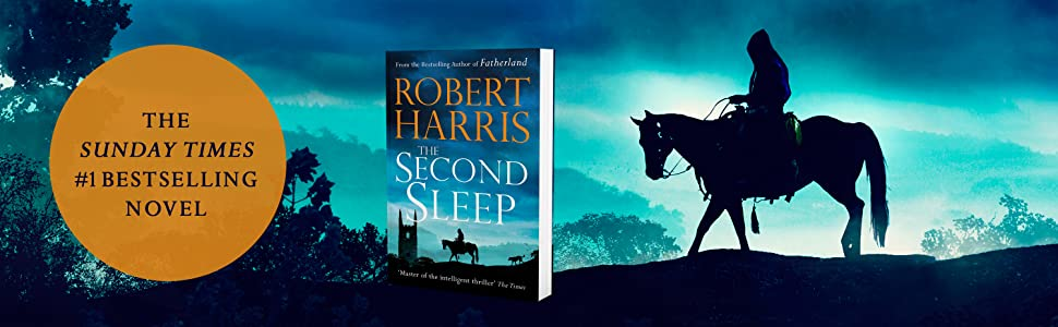 robert harris second sleep
