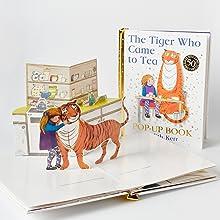 Tiger, Celebrate, Anniversary, Tea, Gift