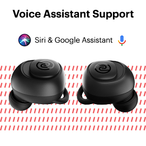 voice assistant wireless earpods
