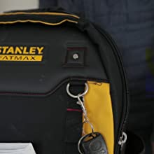 Stanley 195611 Fatmax Outil Sac à dos 1 Noir