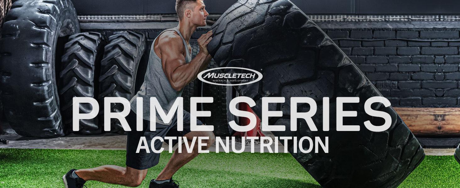 Prime Series - Active Nutrition