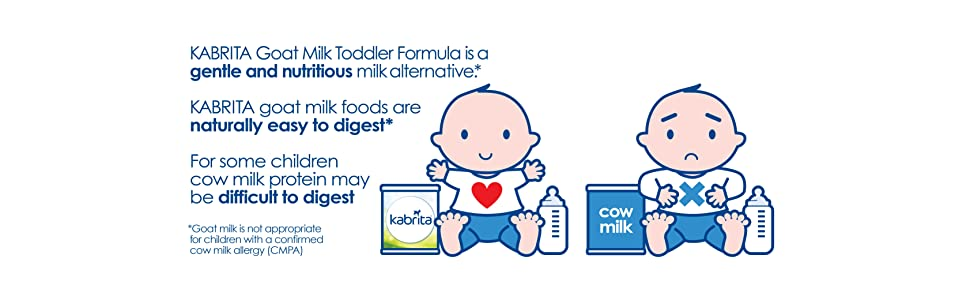 Goat Milk Formula Gentle Nutritious Sensitive Baby Toddler Food Natural Digestion Colic Eczema