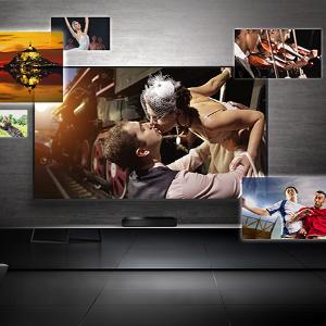 Ultra HD Playback & 4K Upscaling