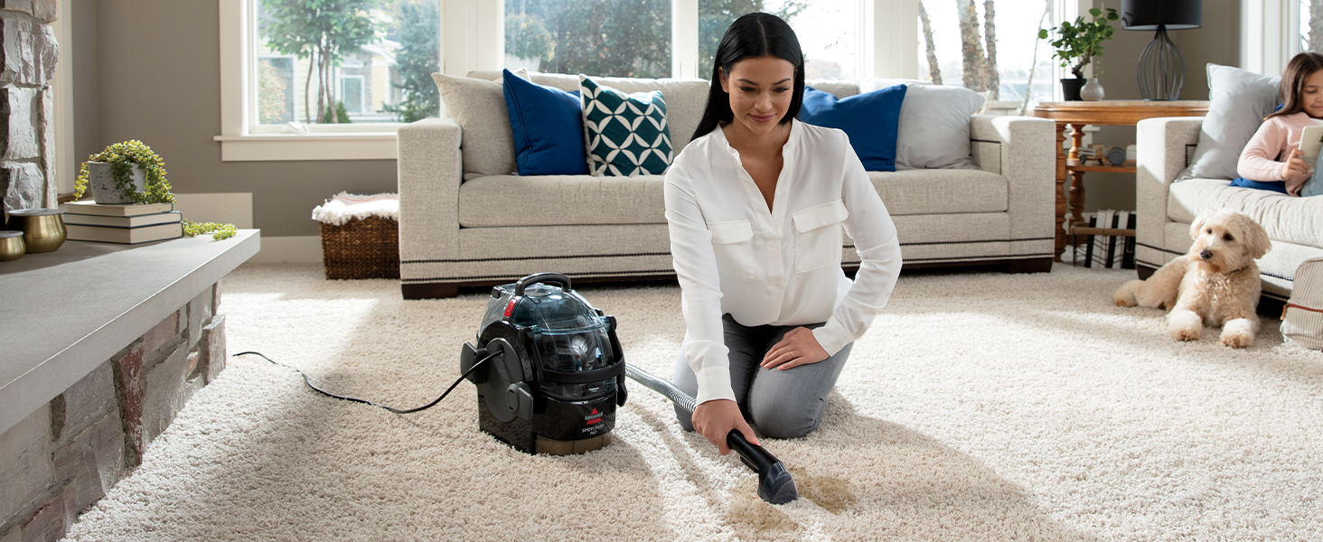 portable deep cleaning