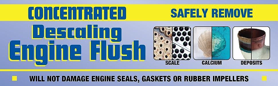 engine descaler, descaling, calcium deposits, motor scaling, star brite, star bright