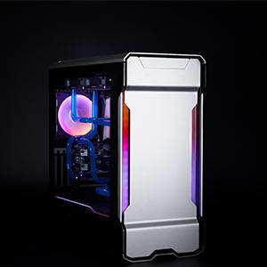 water cooling radiator computer case gnu cpu