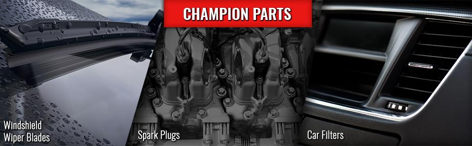 Champion RC7YC (340) Copper Plus Replacement Spark Plug, (Pack of 1)