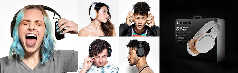 head phones over-ear headphones