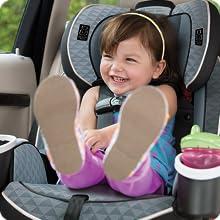 Forward-Facing Harness Infant Car Seat