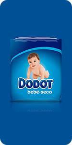 ... Dodot bebé-seco ...