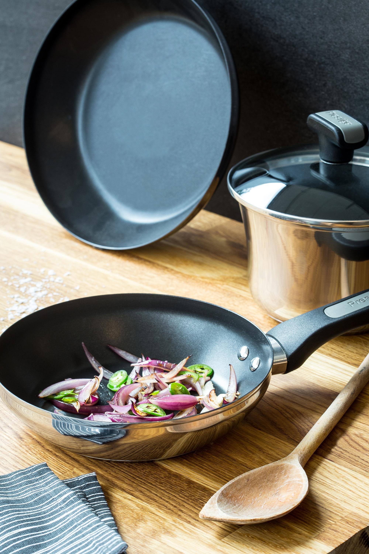 Prestige Durasteel Induction Stainless Steel Cookware