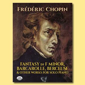Chopin Piano Fantasy Barcolle Berceuse