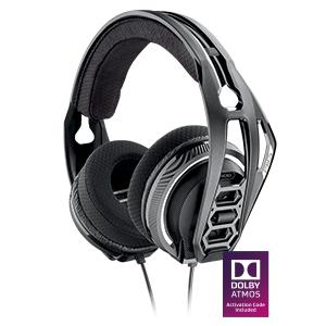 Amazon com: Plantronics Gaming Headset, RIG 400LX Gaming Headset for