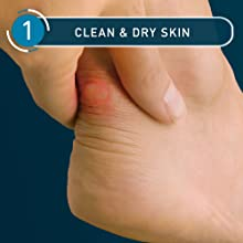 Compeed Instant Pain Relief from Blisters
