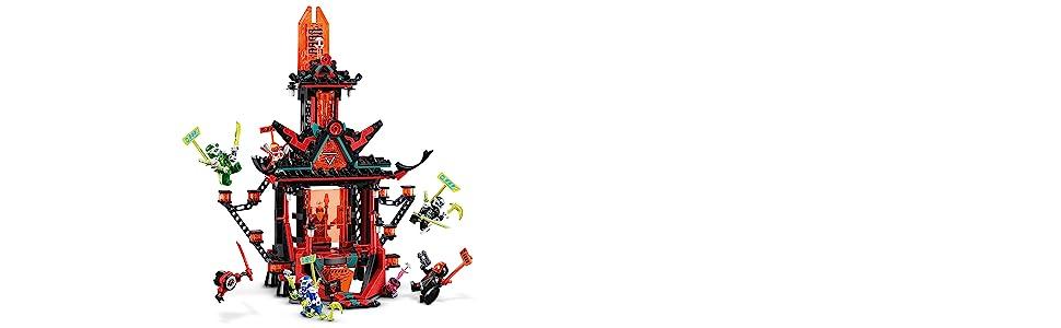 LEGO NINJAGO Empire Temple of Madness