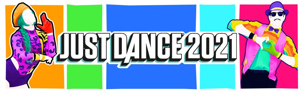Just Dance 2021 Nintendo Switch PlayStation 4 PS4 PS5 Xbox One Series X game spel dans muziek sport